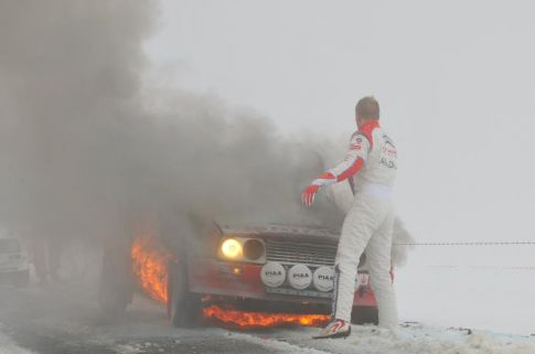 hirvonen fuoco legend boucles citroen via pistes