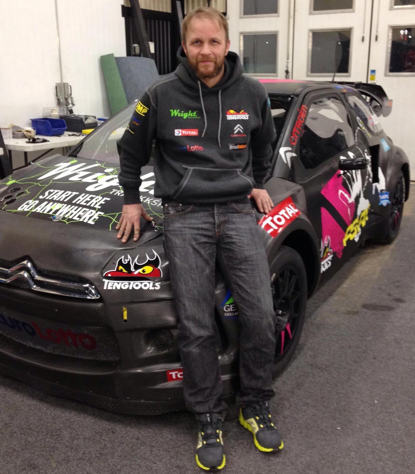Petter Solberg RallyCross RX