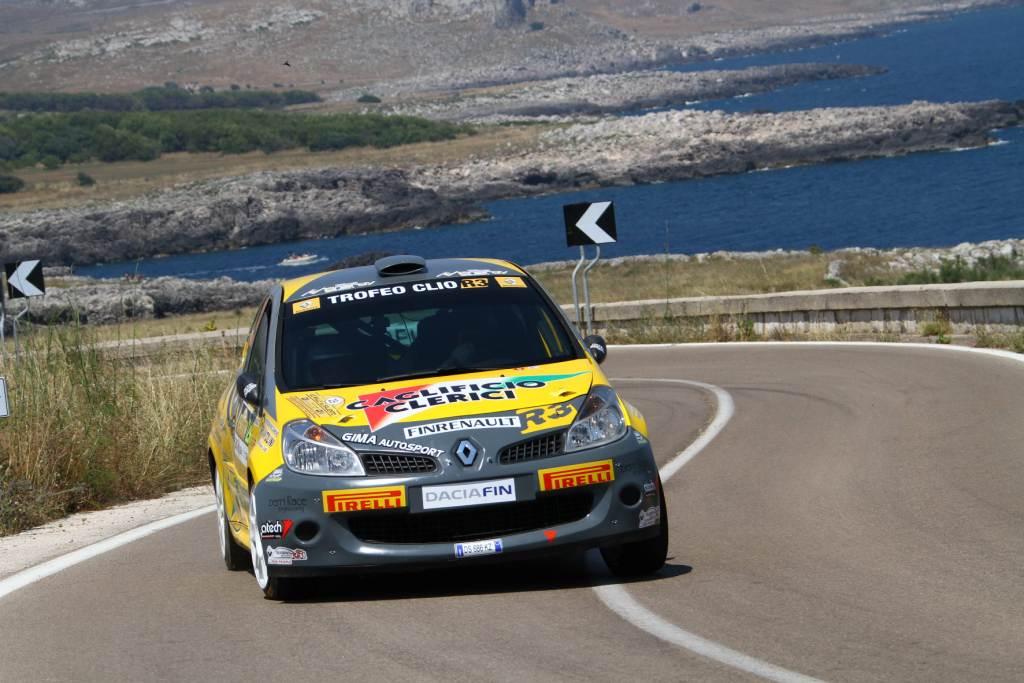Ferrarotti-Fenoli, vincitori del Trofeo Top 2011