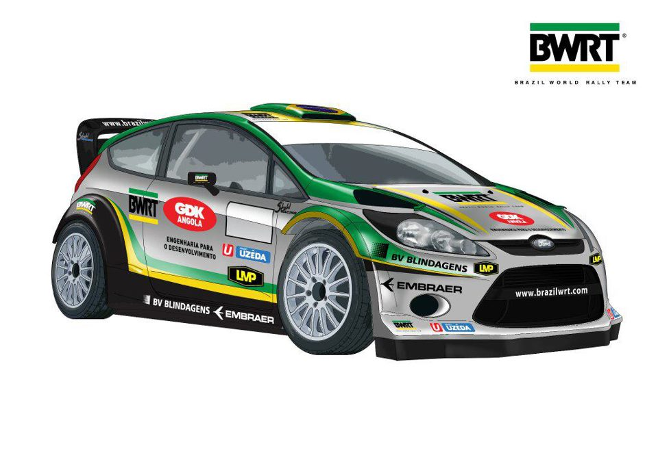 Livrea Fiesta RS RRC - Daniel Oliveira