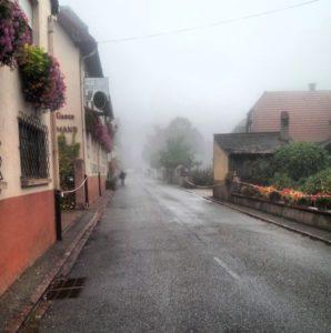 condizioni meteo ps8 rally francia