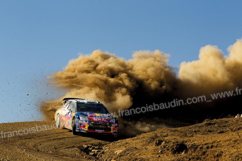 AUTO / WRC RALLY MEXICO 2011