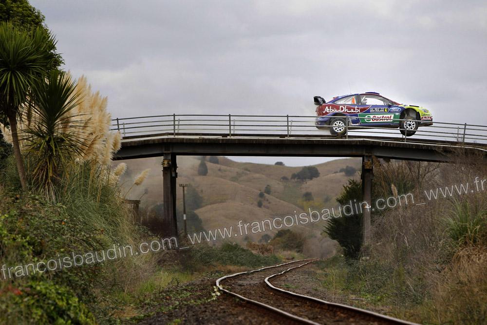 AUTO / WRC : RALLY NEW ZEALAND 2010