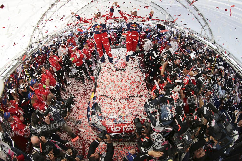 AUTO - WRC RALLY FRANCE 2012
