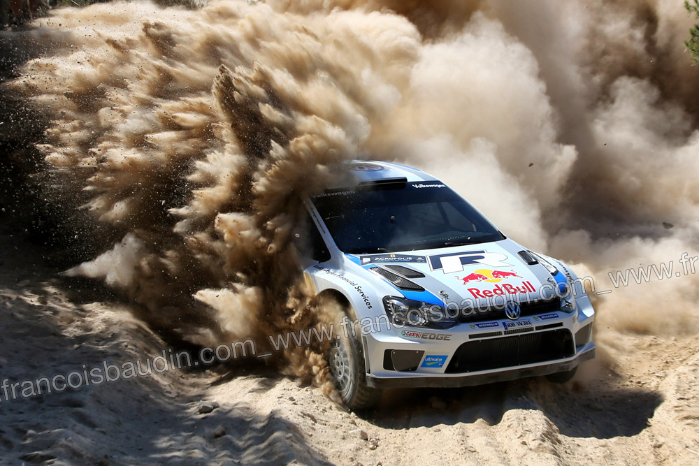 AUTO - WRC RALLY OF GREECE 2013