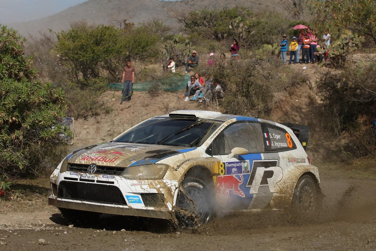 WRC Rally México, Guanajuato 7-10 March 2013