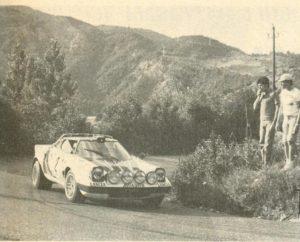 Valli PC 1976 - Pregliasco-Garzoglio (Lancia Stratos) 6