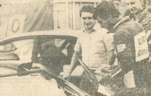 Valli PC 1976 - Pregliasco-Garzoglio (Lancia Stratos) 8