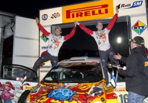 Karl_Kruuda_Pirelli_Rally_podium