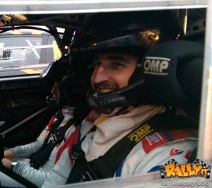 Kubica Venerdì Monza Rally Show 2014