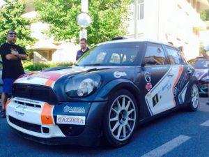 Gino Alessandro - Ravera Marco su Mini Cooper RRC
