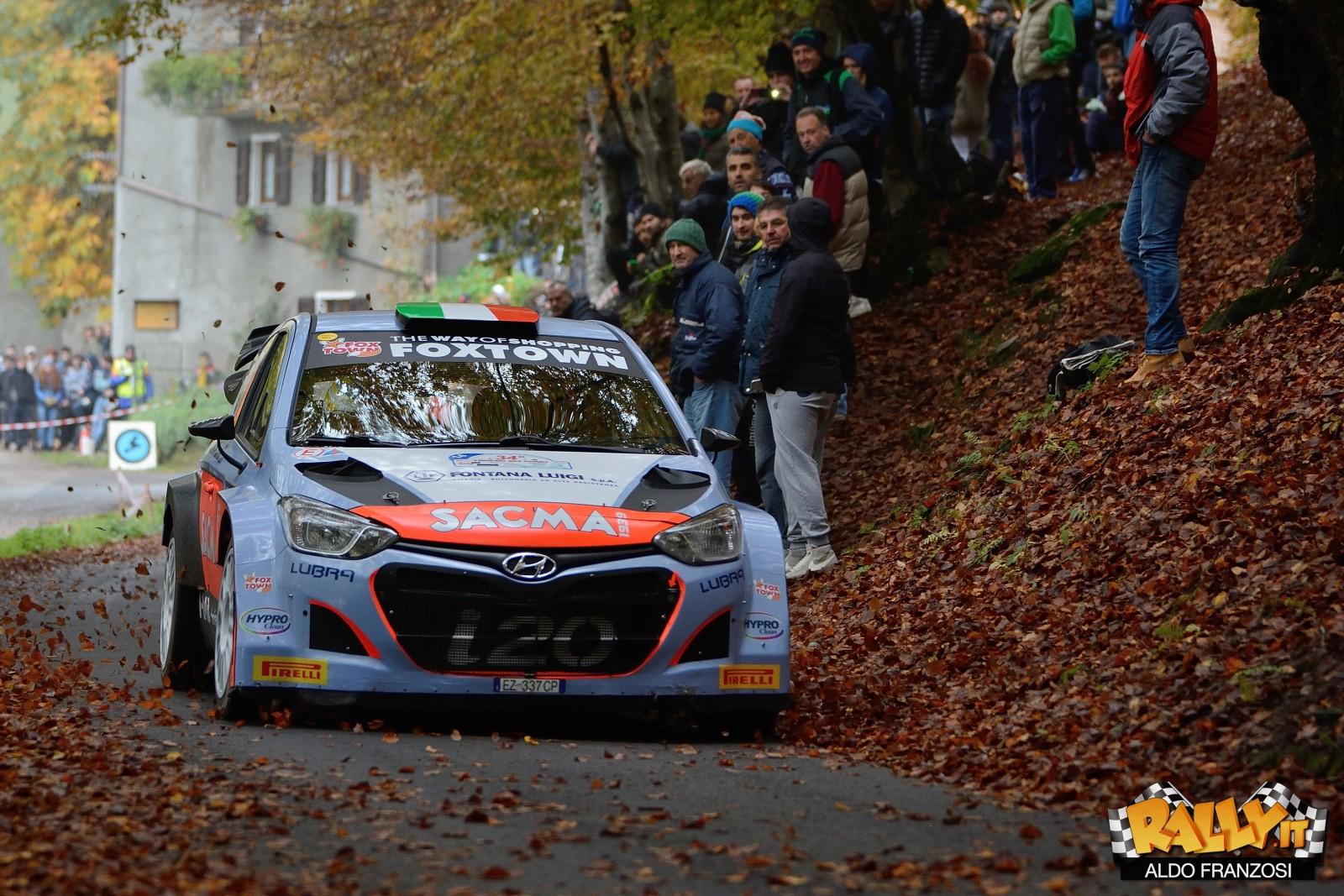 Le foto del Rally ACI Como 2015 © Aldo Franzosi per Rally.it