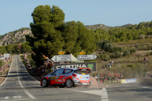 2014 World Rally Championship / Round 12 /  Rally de España // Worldwide Copyright: Hyundai Motorsport