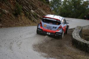 2015 World Rally Championship / Round 11 / Tour de Corse // 1st - 4th October, 2015 // Worldwide Copyright: Hyundai Motorsport