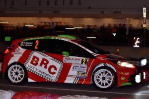 Giandomenico Basso, in azione su PS1 (© Daniele Talamona)