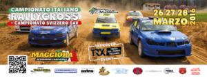 rallycross maggiora