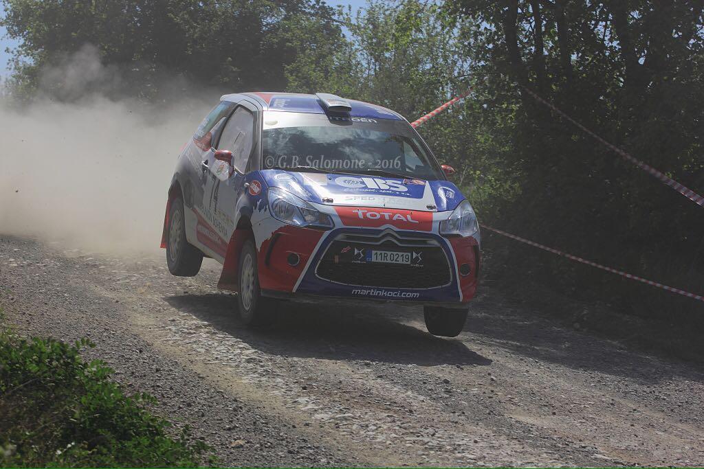 Martin Koci, in azione