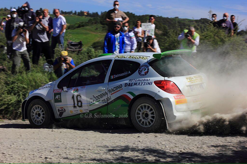 Dalmazzini - Ciucci, 3° assoluti al Liburna, 1° di TRT e Raceday