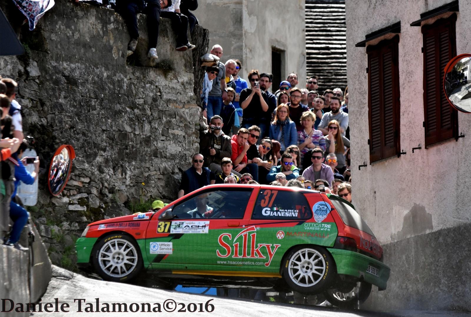 """Gianesini - """"Fulvione"""", vincitori di classe A7"""