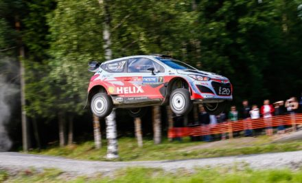 2015 World Rally Championship / Round 08 /  Rally Finland / July 29 - August 2 // Worldwide Copyright: Hyundai Motorsport