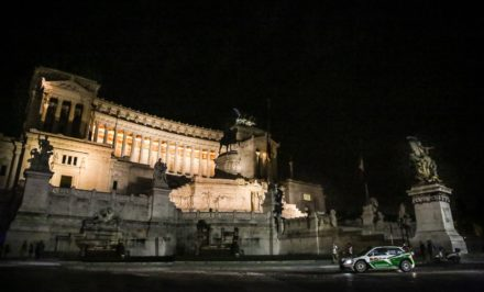 Rally di Roma centro Roma low