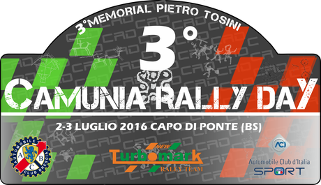 3° Camunia Rally Day