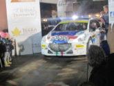 La prima volta della 208T16 in Italia al Ciocco 2014
