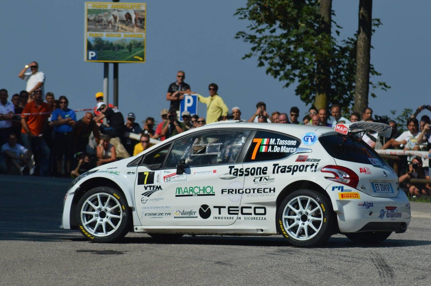 Tassone-De-Marco-pre-Rally-di-Roma