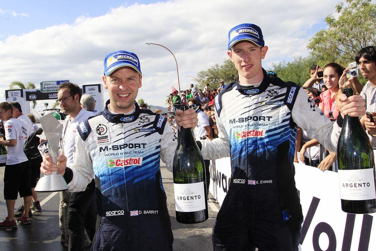 2015 Rally Argentina