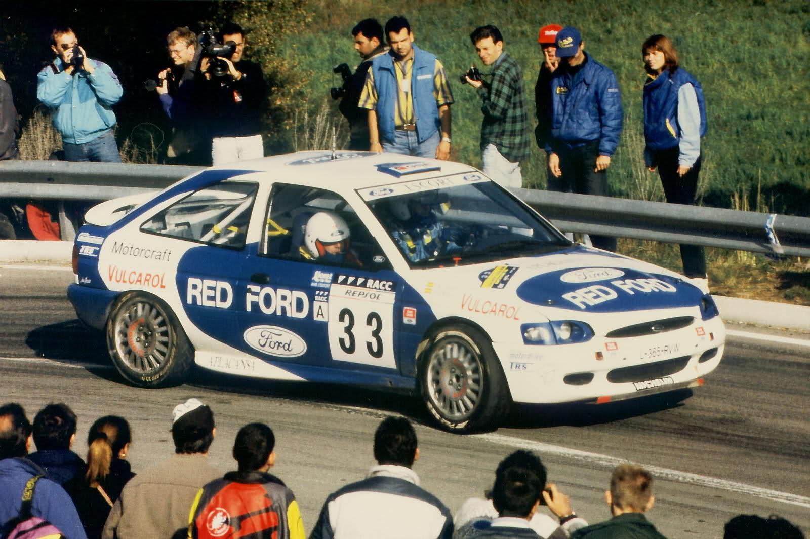 MK6 Escort RS2000