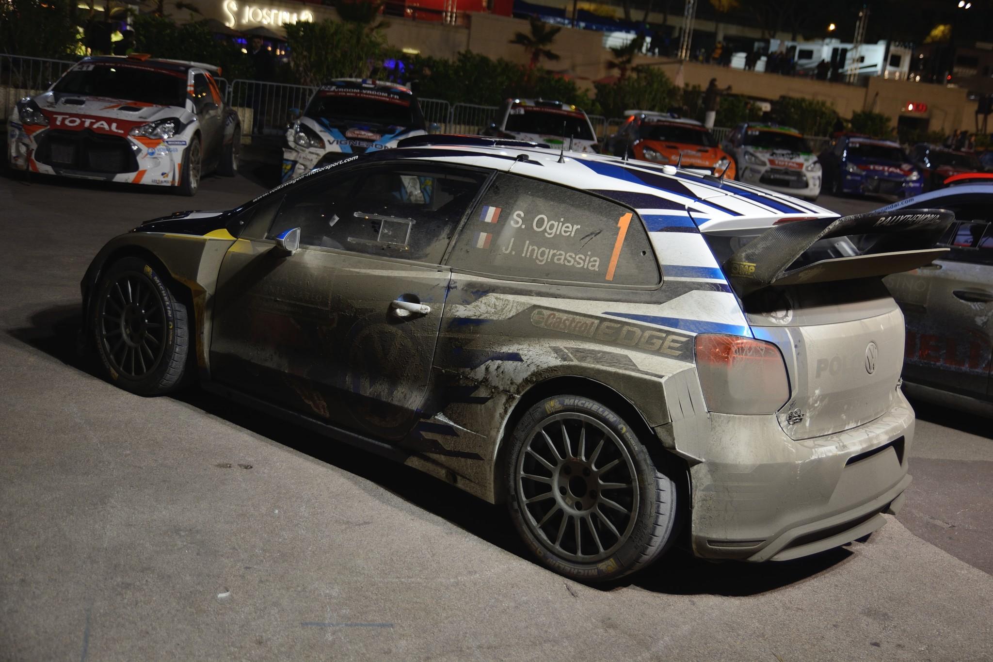 Montecarlo 2016, ultima apparizione della Polo R WRC nel Principato