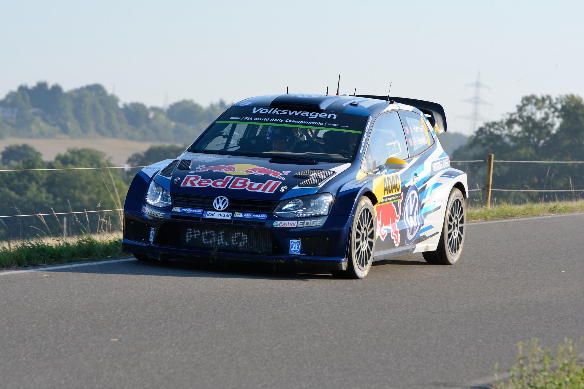 Andreas Mikkelsen, uomo simbolo di VW anche prima dell'entrata nel WRC