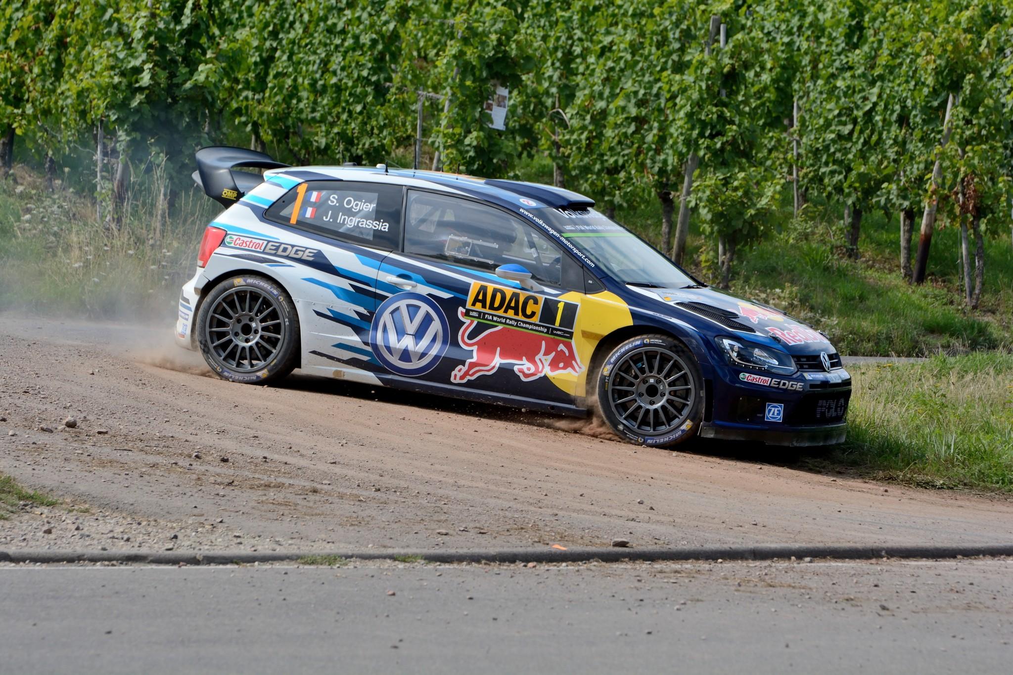 ADAC 2015: Volkswagen sfata il tabù dei due anni precedenti vincendo il Rally di casa.