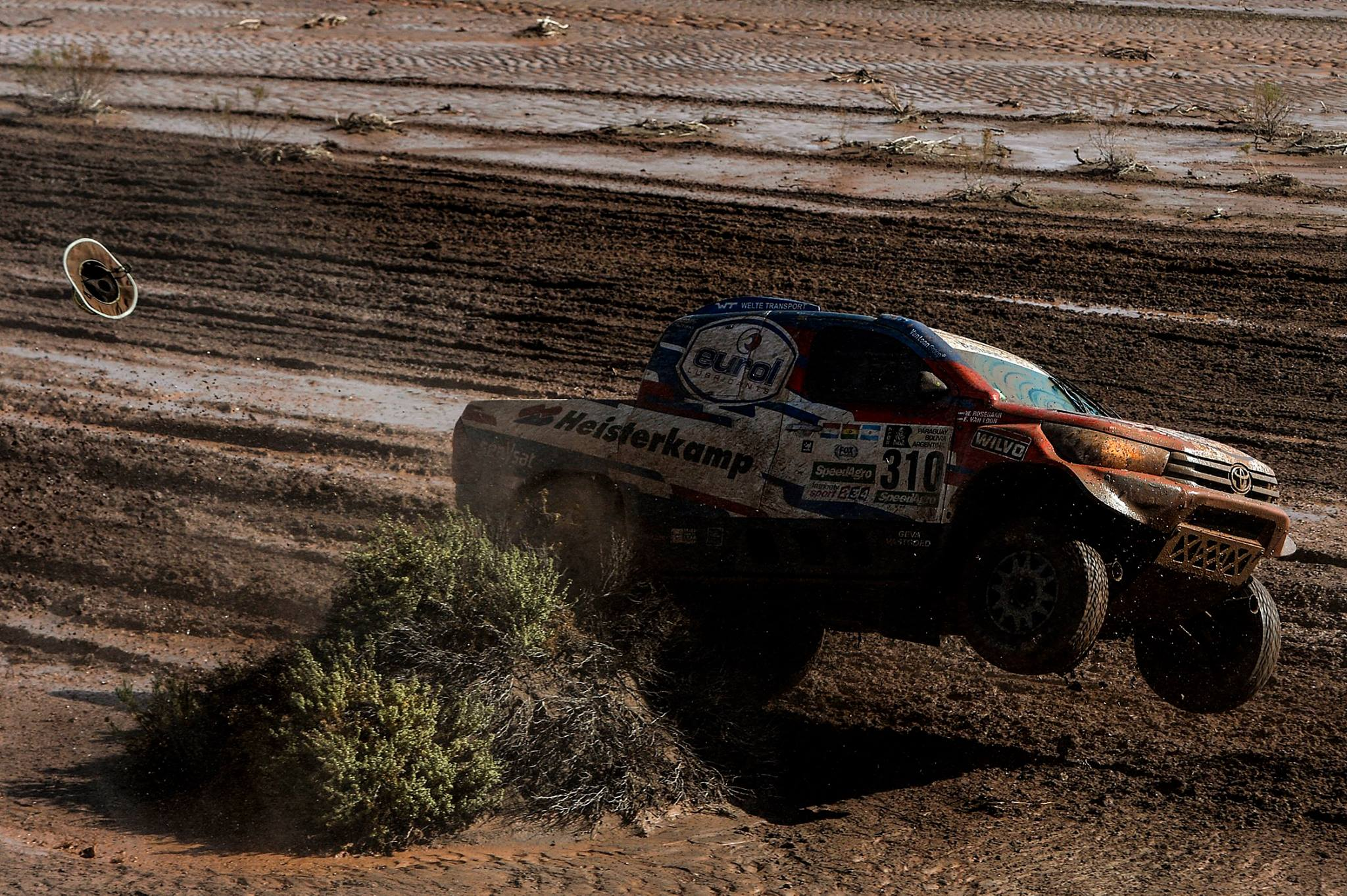 Dakar 2017: trionfo Peterhansel, dominio Peugeot! Vittoria storica di Sunderland nelle moto