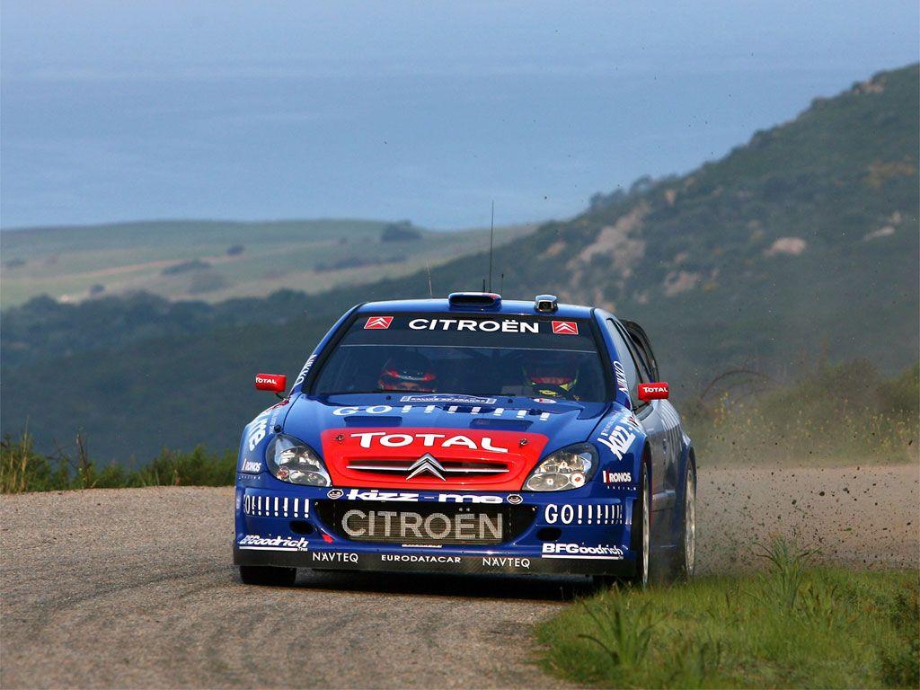 Loeb ritorna alla Citroen per un test sulla C3 WRC Plus!