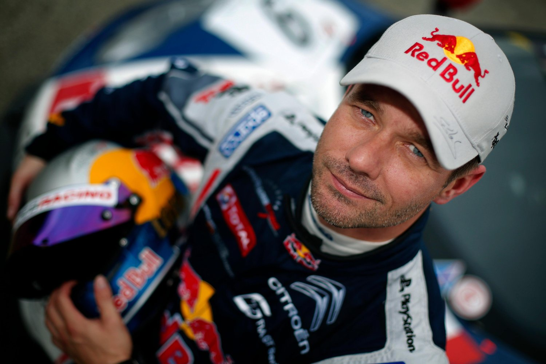 Loeb, il ritorno: test su asfalto con la Citroen C3 WRC