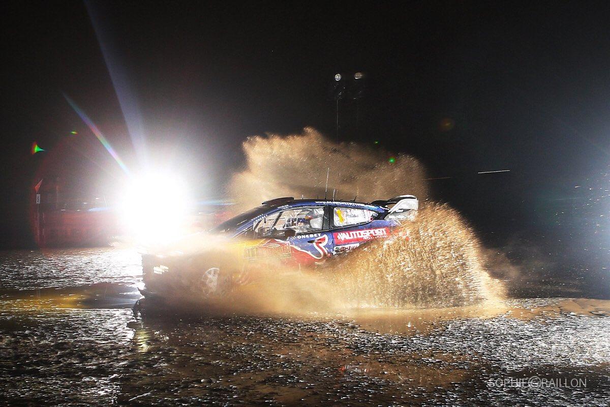 WRC, Rally Galles: emozioni a gogò