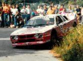 Foto storica Rally dello Zoccolo