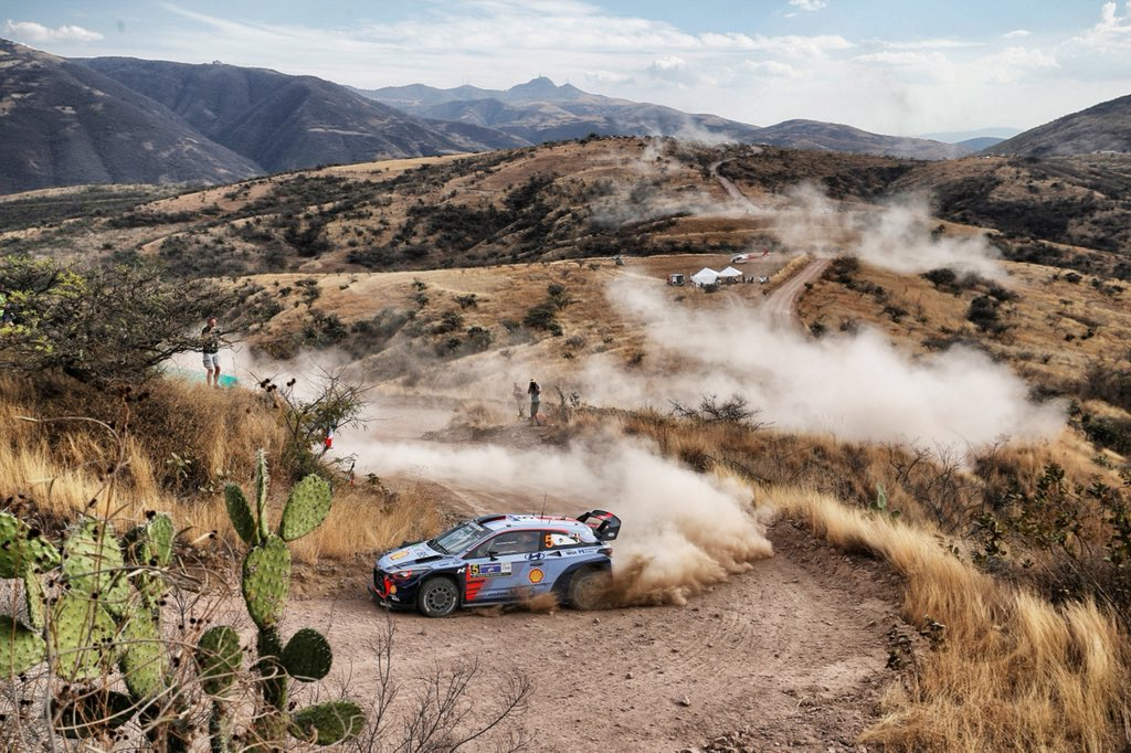 Rally WRC, Rally del Messico 2018: orari diretta tv e streaming