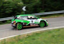 Vellani al Rally Salsomaggiore Terme